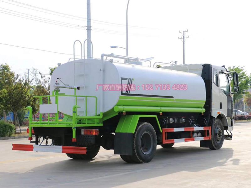 解放13吨洒水车(国六)