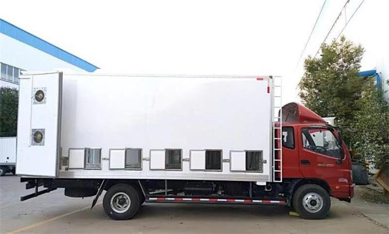 鸡苗运输车价格  13872861525