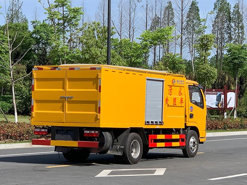 5方污水處理車