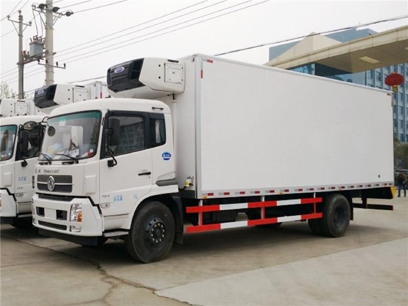 (7.8/7.4米)東風天錦冷藏車