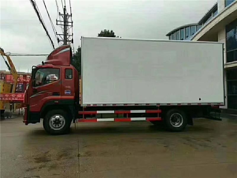 (6.6/5.9米)福田欧马可S5冷藏车