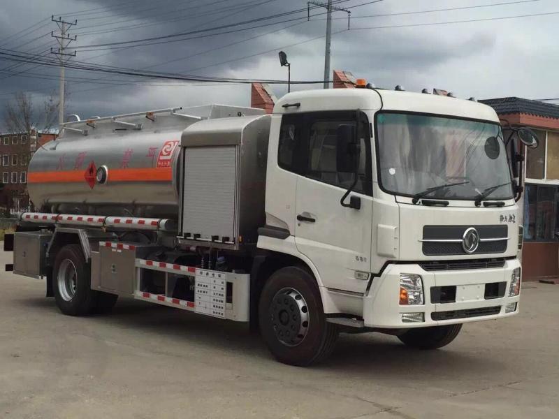 东风天锦飞机加油车5方运油车厂家价格