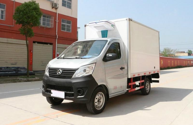 长安国五2.68米冷藏车