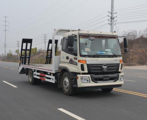 福田平板运输车