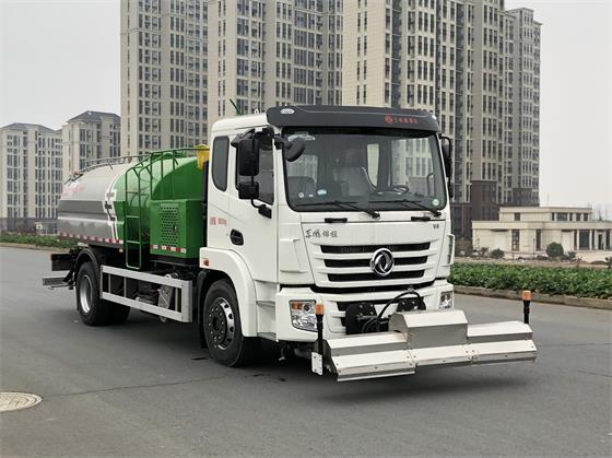 东风锦程(国六)路面清洗车