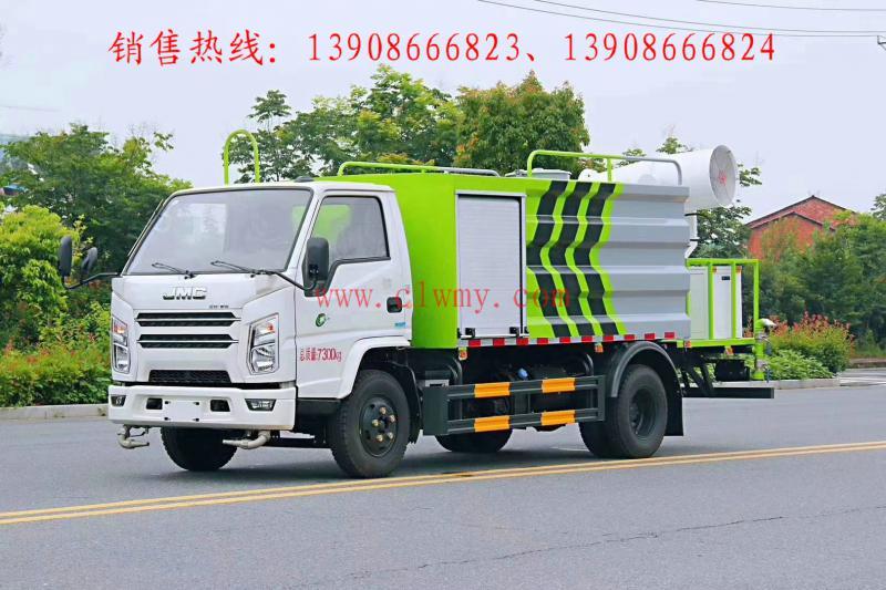 江鈴30米國六多功能抑塵車