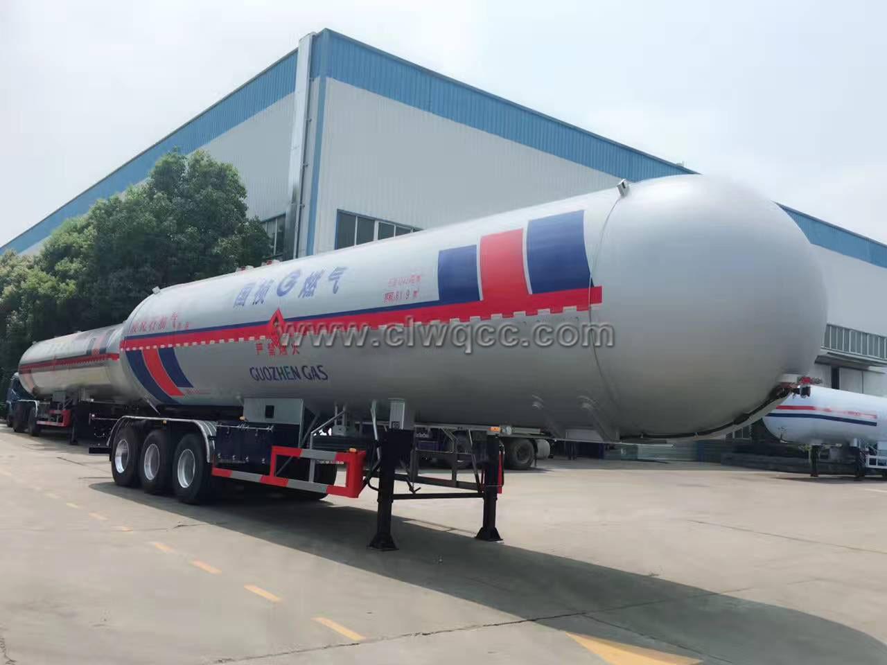 59.53立方米液化氣體運輸半掛車