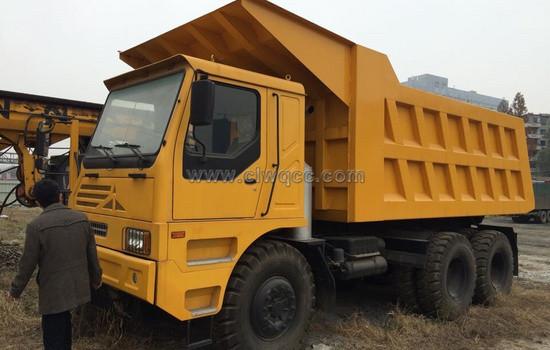 礦山3米3寬體自卸車