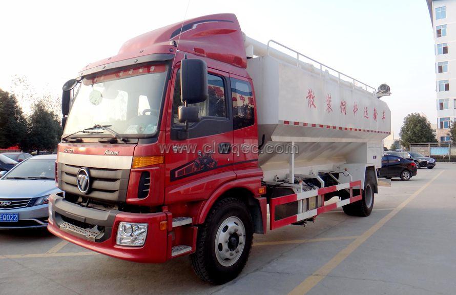 福田歐馬可10噸飼料運輸車