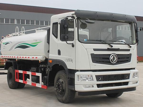 14吨洒水车(新款东风153车型)