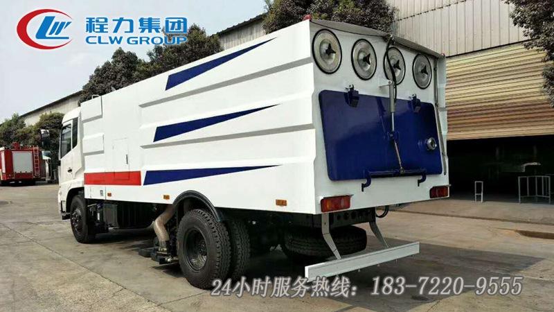 東風天錦吸塵車