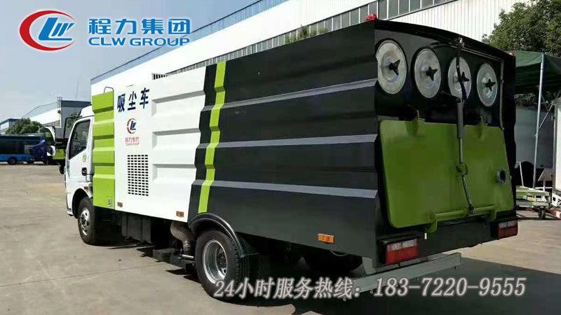 東風大多利卡吸塵車