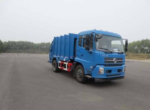 垃圾车水冷却系的冷却强度的大小取决于风扇转速