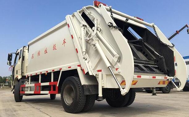 压缩垃圾车与其他垃圾车的突出特点