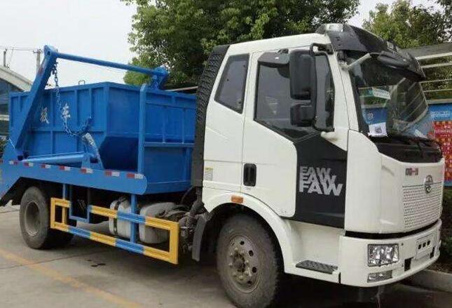 垃圾车新车要注意刹车系统磨合