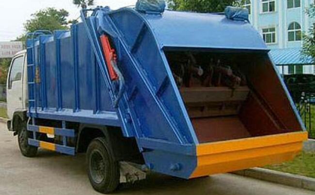 垃圾车发动机四种常见问题