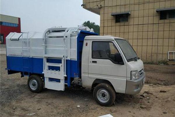 垃圾车石油泵的使用与维护