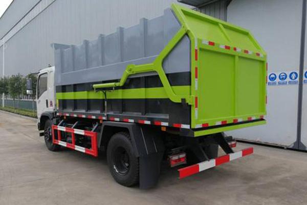 垃圾车的运作方式是一个复杂的过程
