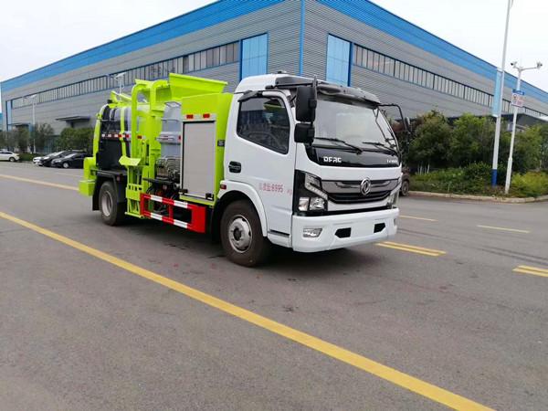 CL5090TCABEVCC纯电动餐厨垃圾车