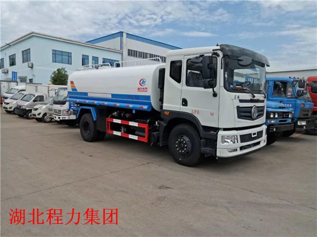 东风T5系列洒水车(15-16吨)