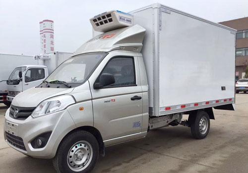 福田奥铃T3小型冷藏车
