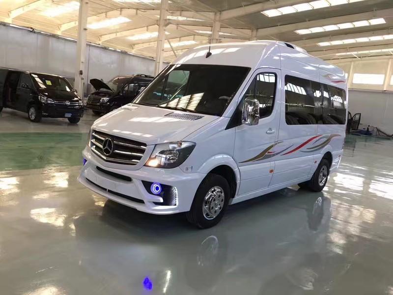 B型旅居车