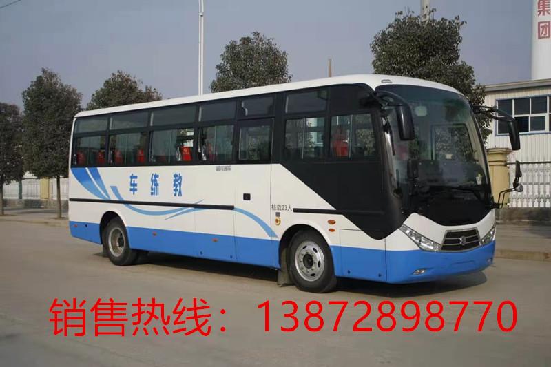 大庆市齐校长购买的东风A1教练车