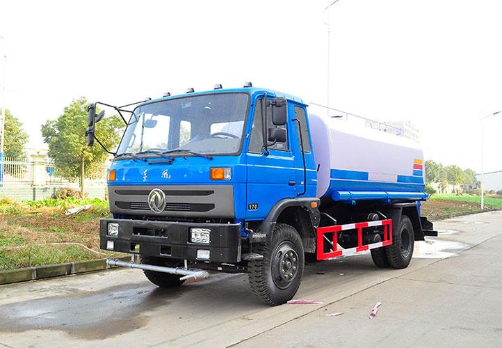 程力国五东风145系列12吨洒水车