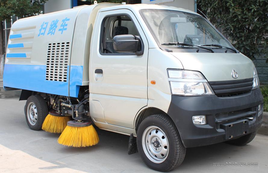 长安小区清扫车