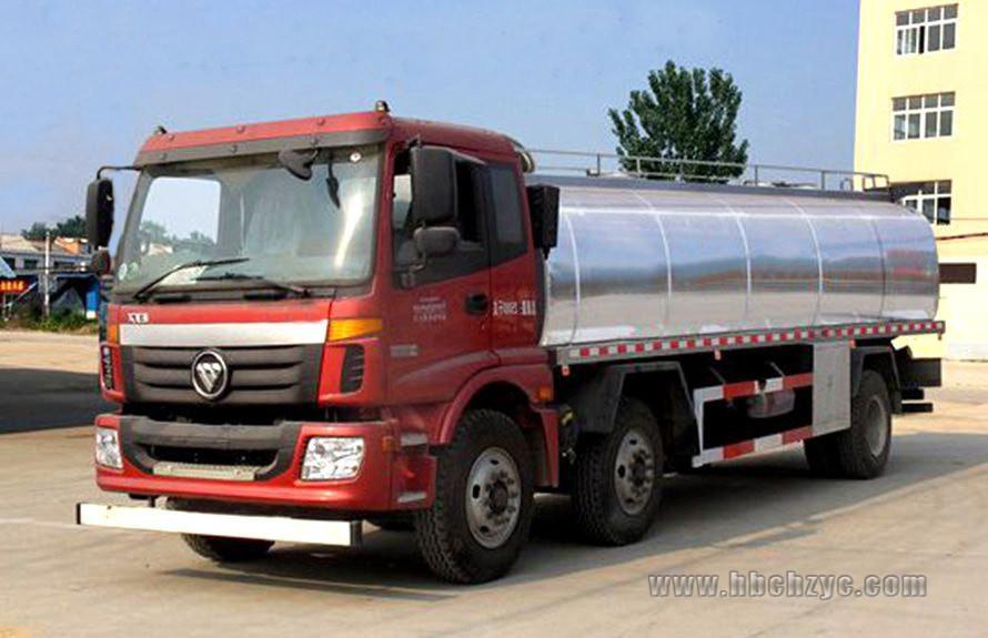 20立方鲜奶运输车