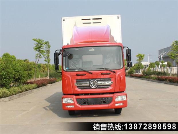 东风6.8米冷藏车