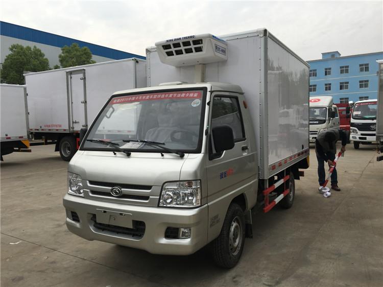 福田馭菱小型冷藏車