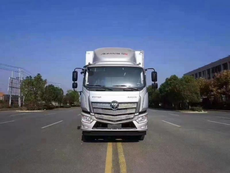 国六福田欧马可6.6米藏车