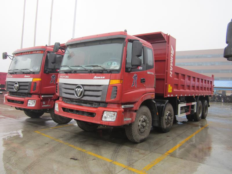 广西路建集团一公司南湛路1-3标租赁自卸车服务图片