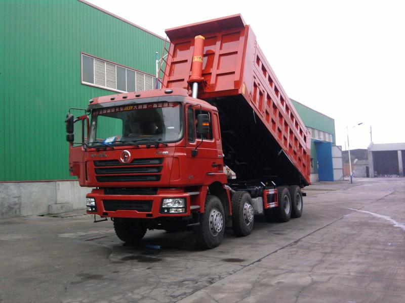广西路建集团一公司平武1标租赁自卸车服务图片
