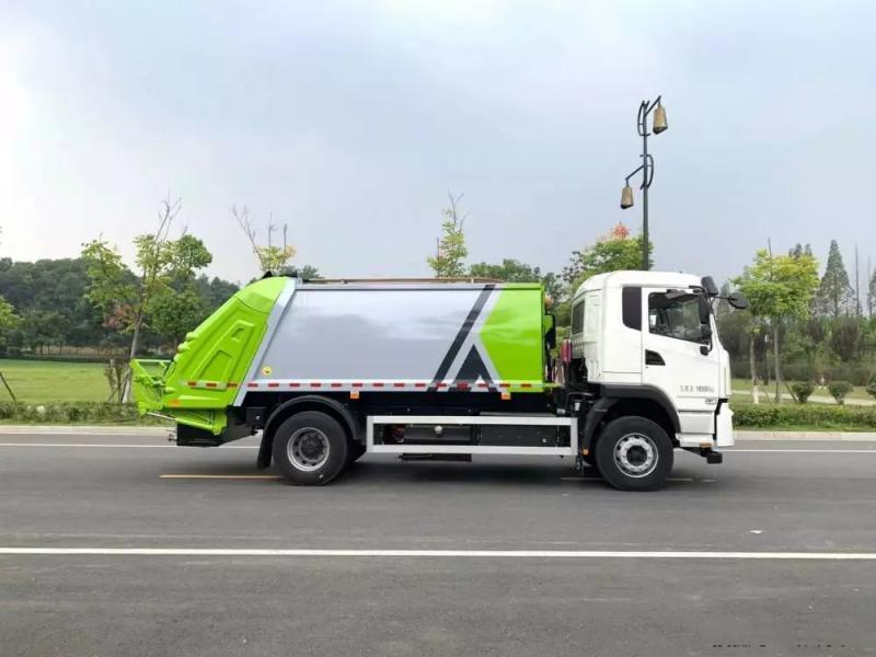 武汉市硚口区韩家墩街环境卫生管理所购压缩式垃圾车及自卸式环卫车采购项目招标公告