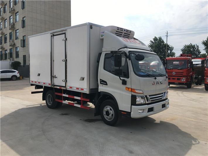 江淮骏铃(V6 )4.2米冷藏车