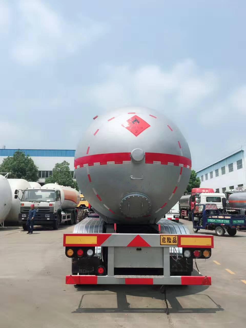 59.53立方米液化气体运输半挂车