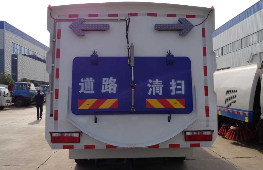 多功能道路清扫车