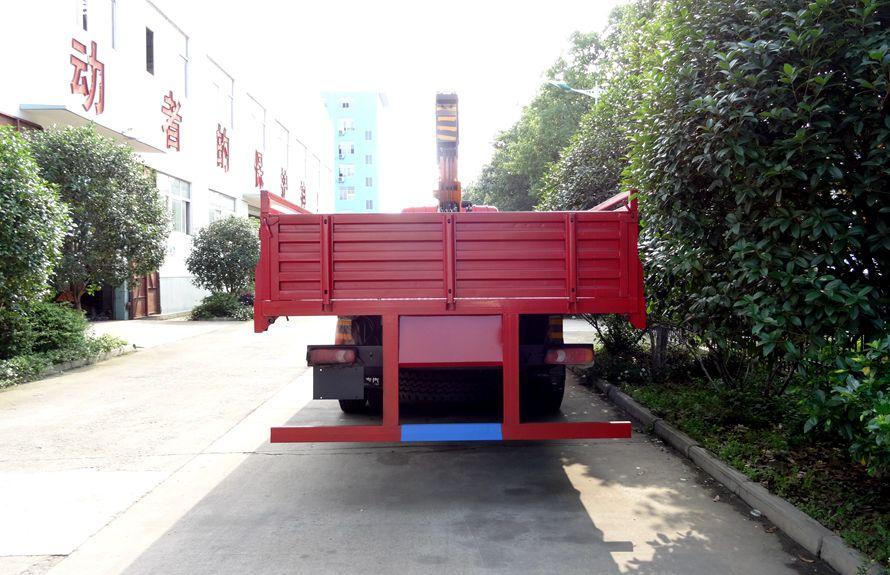 东风12吨随车吊