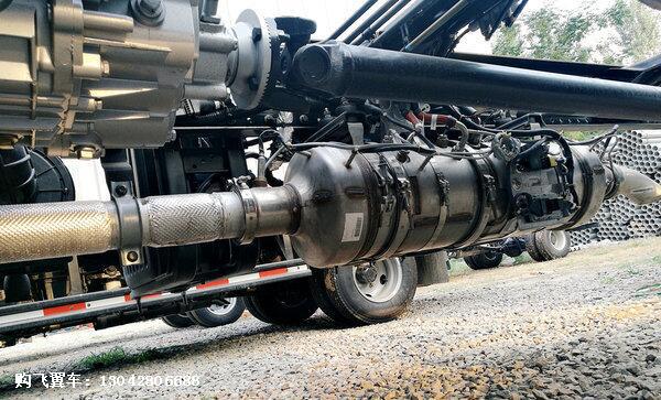 歐馬可國六飛翼車后處理系統