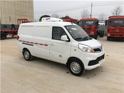 福田伽途V5面包冷藏车-厢长-1.78米