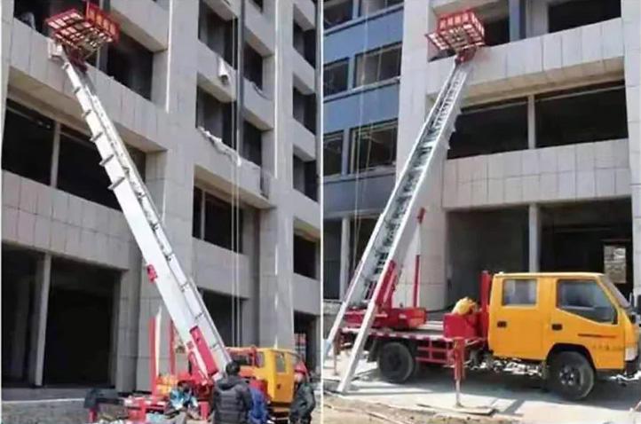 32米/36米高空云梯车三年质保,全国巡检