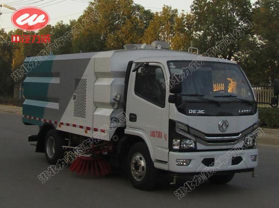 HLW5070TXS6DF型洗扫车