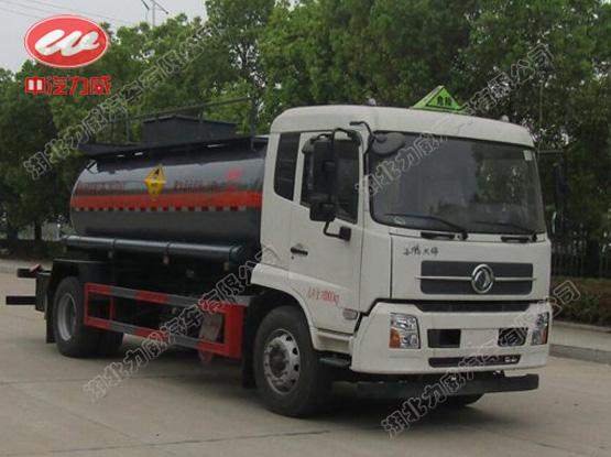 HLW5180GYWDF6型氧化性物品罐式运输车