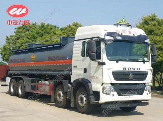 HLW5320GYWZ6型氧化性物品罐式运输车