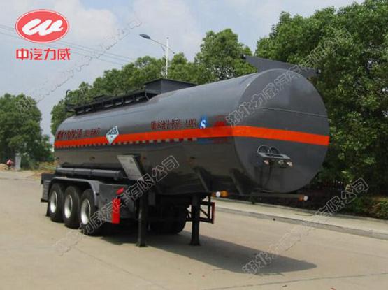 32方杂项危险物品罐式运输半挂车