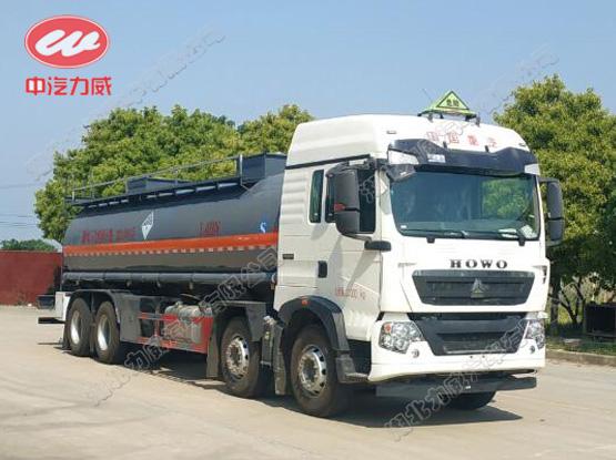 HLW5320GZWZ6型杂项危险物品罐式运输车