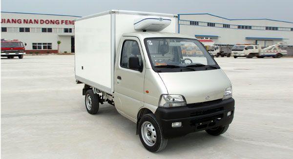 長安輕型冷藏車