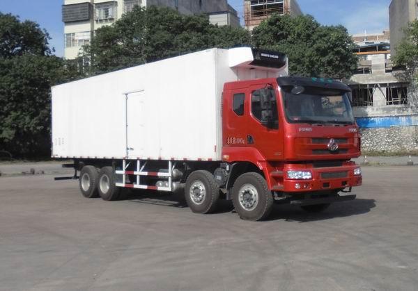 【國五】柳汽乘龍9.6米冷藏車